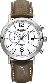 Roamer Часы Roamer 935.951.41.24.09. Коллекция Vanguard roamer часы roamer 934 950 49 55 05 коллекция vanguard