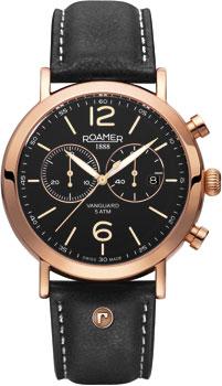 Roamer Часы Roamer 935.951.49.54.09. Коллекция Vanguard roamer часы roamer 934 950 49 55 05 коллекция vanguard