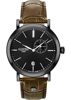 Roamer Часы Roamer 936.950.40.55.09. Коллекция Vanguard roamer часы roamer 934 950 49 55 05 коллекция vanguard