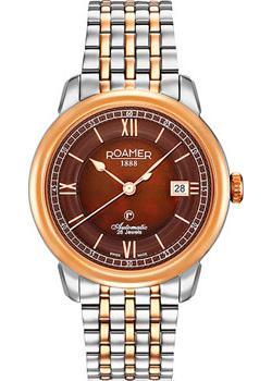 Roamer Часы Roamer 957.660.49.63.90. Коллекция R-Matic цена и фото