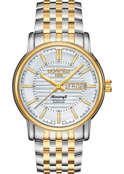 Roamer Часы Roamer 963.637.47.15.90. Коллекция Mercury roamer часы roamer 934 950 49 55 05 коллекция vanguard