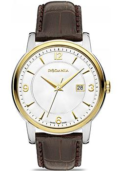 Rodania Часы Rodania 25023.71. Коллекция Gents Quartz rodania 25115 48