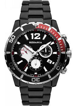 Rodania Часы Rodania 25030.46. Коллекция Chronograph rodania rd 2512428 rodania
