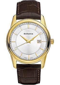 Rodania Часы Rodania 25073.30. Коллекция Celso мужские часы rodania rd 2511070