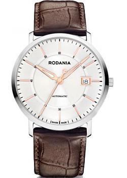 Rodania Часы Rodania 25081.23. Коллекция Cirius rodania 56006 41