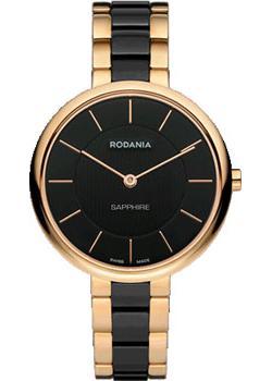 Rodania Часы Rodania 25115.44. Коллекция Firenze rodania rd 2512428 rodania