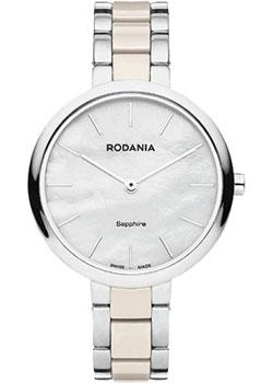 Rodania Часы Rodania 25115.47. Коллекция Firenze rodania rd 2512428 rodania
