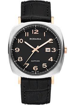 Rodania Часы Rodania 25124.27. Коллекция Montreal rodania часы rodania 25130 60 коллекция paris