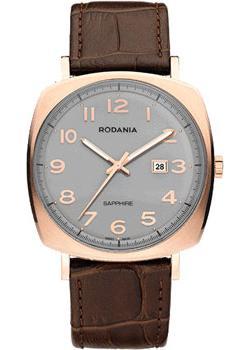 Rodania Часы Rodania 25124.37. Коллекция Montreal rodania rd 2512428 rodania