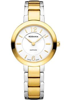 купить Rodania Часы Rodania 25128.80. Коллекция Ladies Quartz по цене 21920 рублей