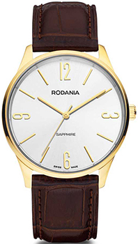 Rodania Часы Rodania 25139.30. Коллекция Zermatt