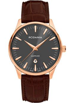 Rodania Часы Rodania 25141.36. Коллекция Gents Quartz rodania часы rodania 25056 22 коллекция elios