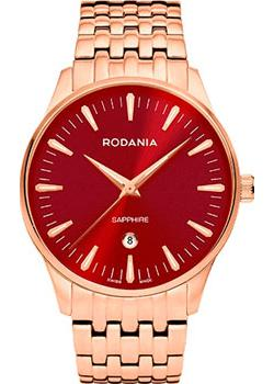 Rodania Часы Rodania 25141.65. Коллекция Gents Quartz rodania часы rodania 25073 23 коллекция celso