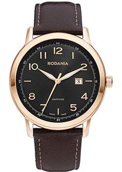 Rodania Часы Rodania 25153.36. Коллекция Boston rodania 25161 36