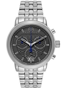 Rue du Rhone 88 Часы Rue du Rhone 88 87WA140002. Коллекция Chrono 88 rue du rhone double 8 origin 87wa120051