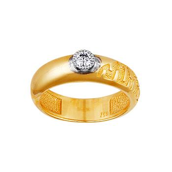 Золотое кольцо Ювелирное изделие 00545RS