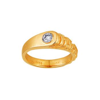 Золотое кольцо Ювелирное изделие 00546RS