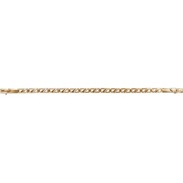 Золотой браслет Ювелирное изделие 01177RS