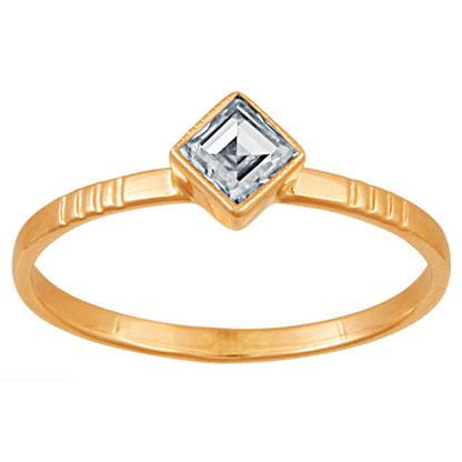 Золотое кольцо Ювелирное изделие 02436RS