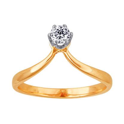 Золотое кольцо Ювелирное изделие 02472RS