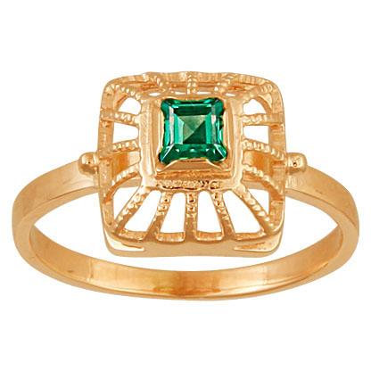 Золотое кольцо Ювелирное изделие 02503RS
