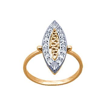 Золотое кольцо Ювелирное изделие 02694RS