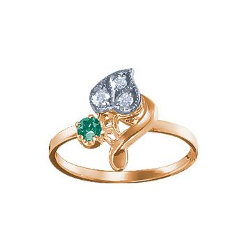 Золотое кольцо Ювелирное изделие 02775RS
