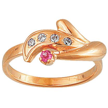 Золотое кольцо Ювелирное изделие 03699RS