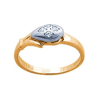 Золотое кольцо Ювелирное изделие 08159RS