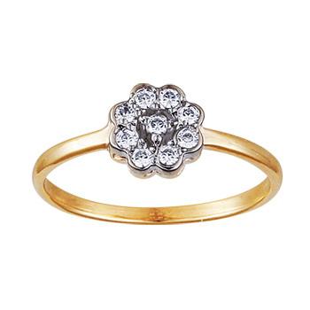 Золотое кольцо Ювелирное изделие 08570RS