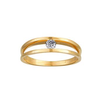 Золотое кольцо Ювелирное изделие 10249RS