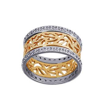 Золотое кольцо Ювелирное изделие 10378RS ювелирное изделие 10378rs