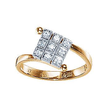 Золотое кольцо Ювелирное изделие 10873RS золотое кольцо ювелирное изделие 69299 page 9