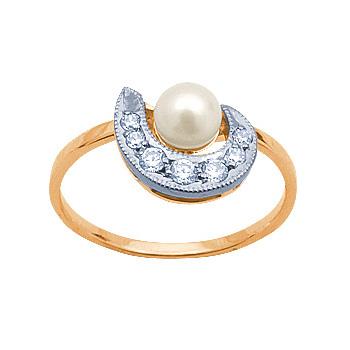 Золотое кольцо Ювелирное изделие 12394RS