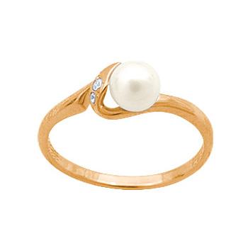 Золотое кольцо Ювелирное изделие 12449RS