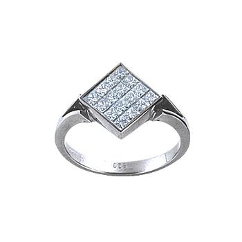 Золотое кольцо Ювелирное изделие 14084RS