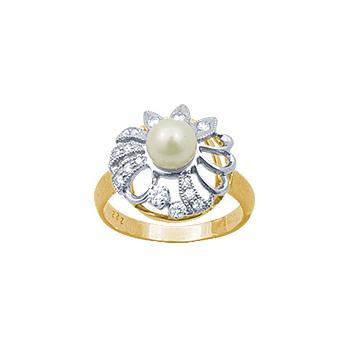 Золотое кольцо Ювелирное изделие 14222RS