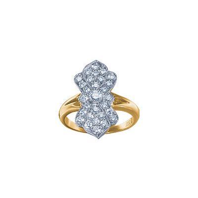 Золотое кольцо Ювелирное изделие 15515RS золотое кольцо ювелирное изделие a1006808074