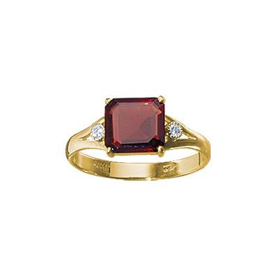 Золотое кольцо Ювелирное изделие 15758RS кольцо алмаз холдинг женское золотое кольцо с бриллиантами и рубином alm13237661 19