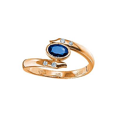 цены на Золотое кольцо Ювелирное изделие 17276RS в интернет-магазинах