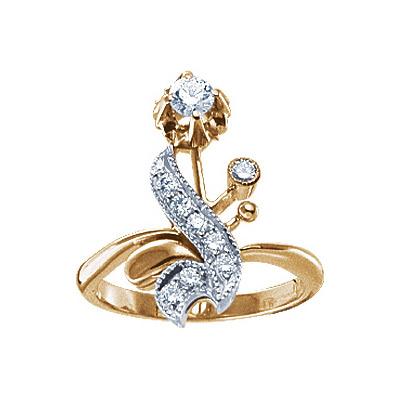 Золотое кольцо Ювелирное изделие 17382RS золотое кольцо ювелирное изделие 69299 page 7