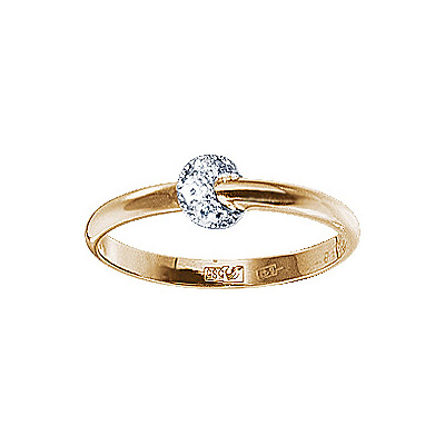 Золотое кольцо Ювелирное изделие 17773RS