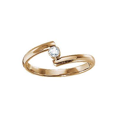 Золотое кольцо Ювелирное изделие 17888RS