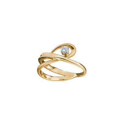 Золотое кольцо Ювелирное изделие 18031RS