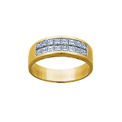 Золотое кольцо Ювелирное изделие 18137RS кольцо алмаз холдинг женское золотое кольцо с куб циркониями alm1200203515л 18 5