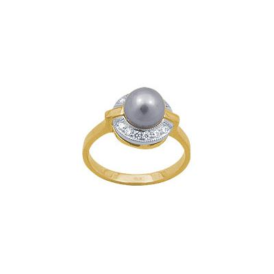 Золотое кольцо Ювелирное изделие 18175RS