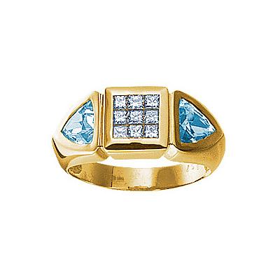 где купить Золотое кольцо Ювелирное изделие 18805RS дешево