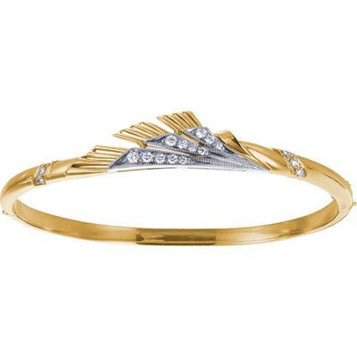 Золотой браслет Ювелирное изделие 18839RS золотой браслет ювелирное изделие 18839rs