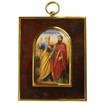 Серебрянная икона Ювелирное изделие 34803RS