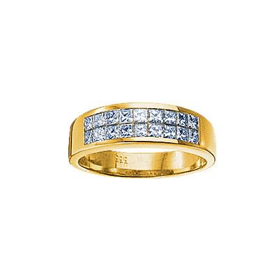 Золотое кольцо Ювелирное изделие 61546RS кольцо алмаз холдинг женское золотое кольцо с куб циркониями alm1200203515л 18 5